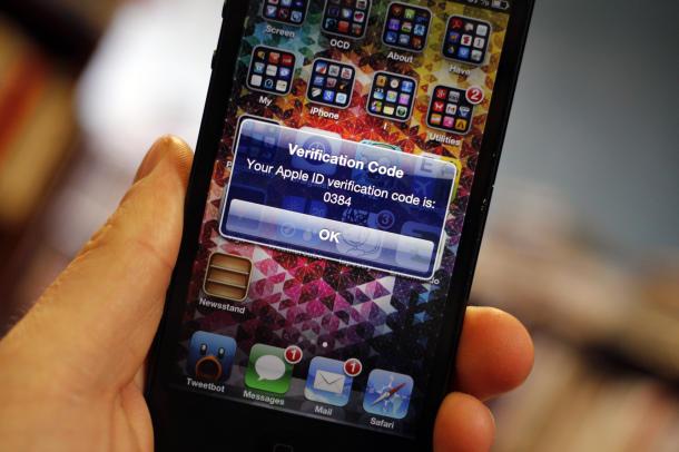 Apple-Two-Factor-Verification