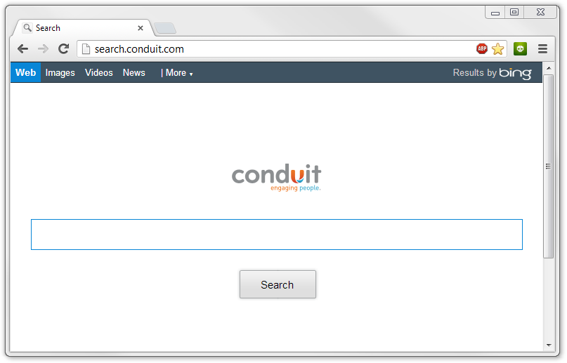 Conduit-Search