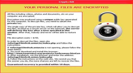 Cryptorbit-ransomware
