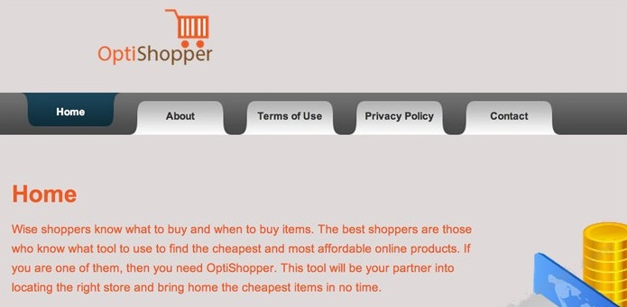 OptiShopper-ads