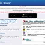 France Ministère de l'Intérieur Virus Ransomware