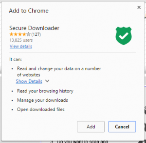 Secure-Downloader