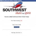 southwest-FB-scam