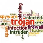 Trojan concept in tag cloud