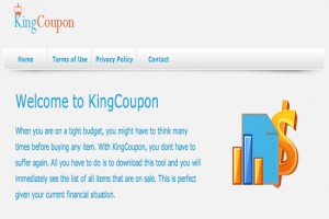 King Coupon Ads Removal Manual