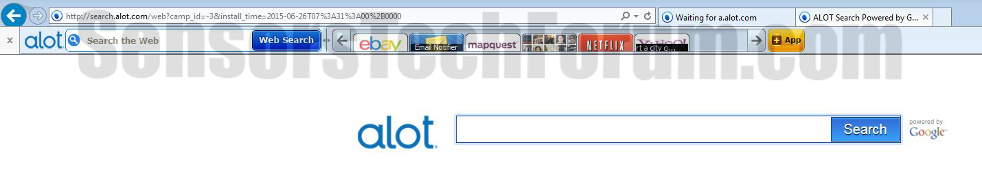 alot-searchbar-toolbar