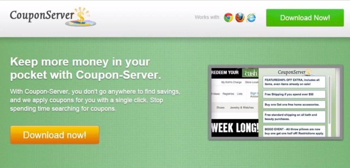 coupon server