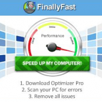 finally fast