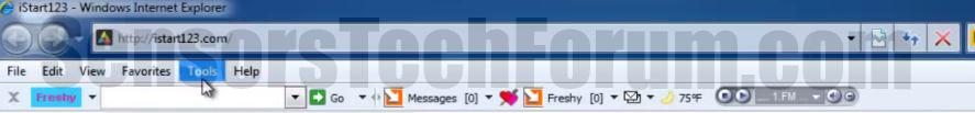 freshy-toolbar