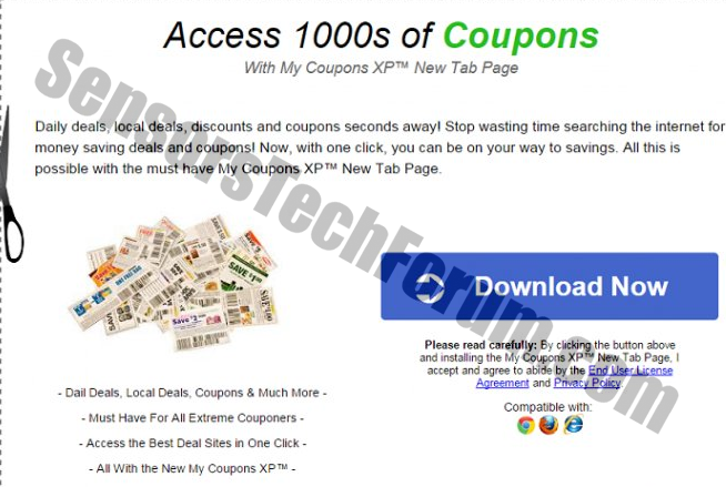 my-coupons-xp