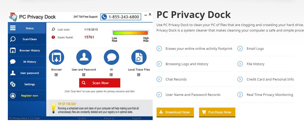 pc privacy