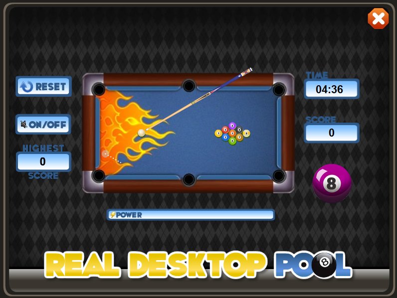 real-desktop-pool