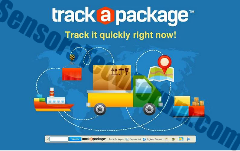 track-a-package-ad