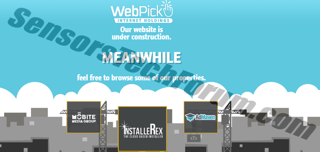 webpick-official-website