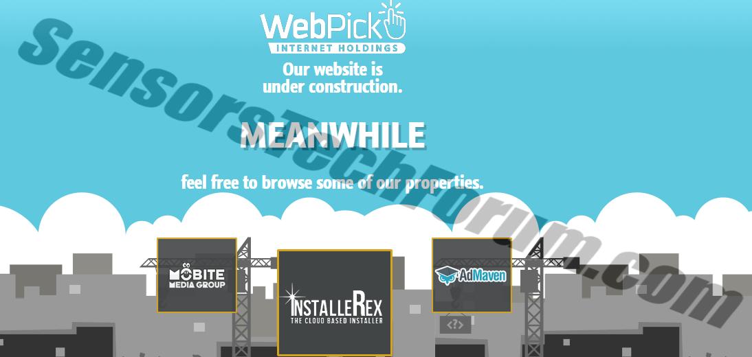 webpick-official-website