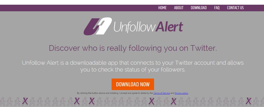 Unfollow Alert
