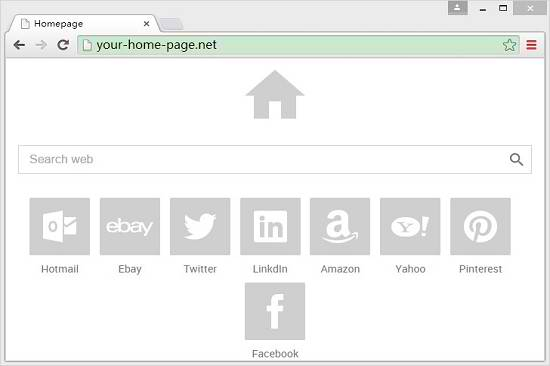 Your-home-page.net Virus
