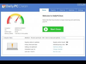 daily-pc-clean