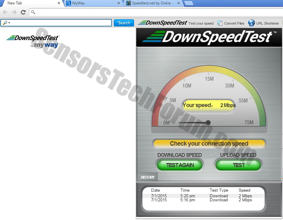 downspeedtest-fake
