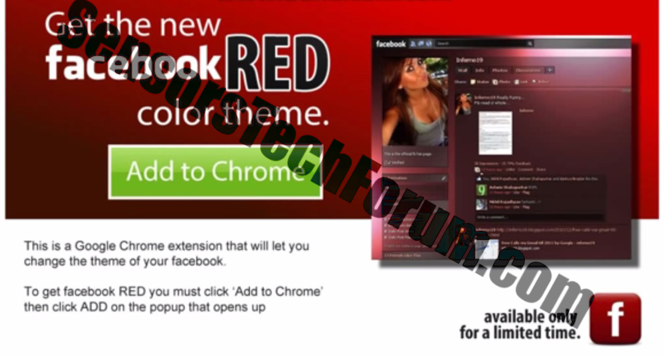 how to change nickname from facebook on pc