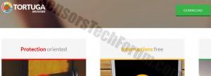 tortuga-browser-site