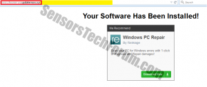 your-software-has-been-installed