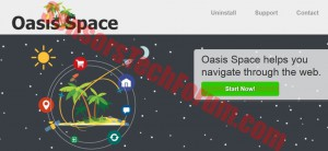 Oasis-space-site