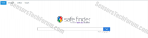 Safe Finder Removal Manual - How to, Technology and PC Security Forum | SensorsTechForum.com