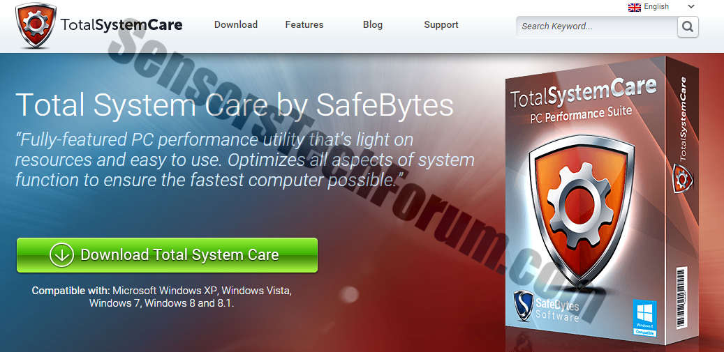 Frequently Asked Questions - Total System Care