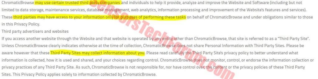 chromatische-browser-beleid