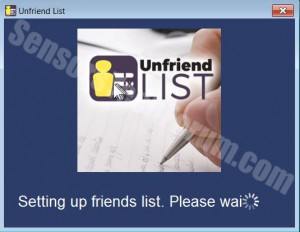 unfriend-list-setup