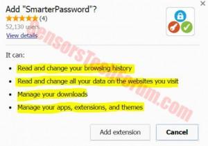 SmarterPassword-add-extension