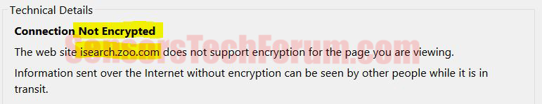 isearchzoo-cryptage