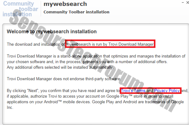 mywebsearch-trovi-privacy