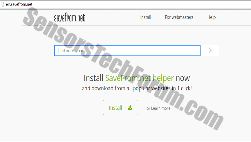 Remove SaveFrom net Helper  Uninstall PUA OpenCandy (Update