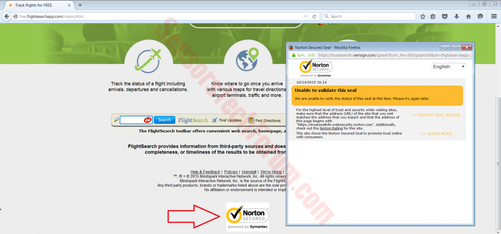 Norton-unable-to-validate-this-seal-powered-by-symantec