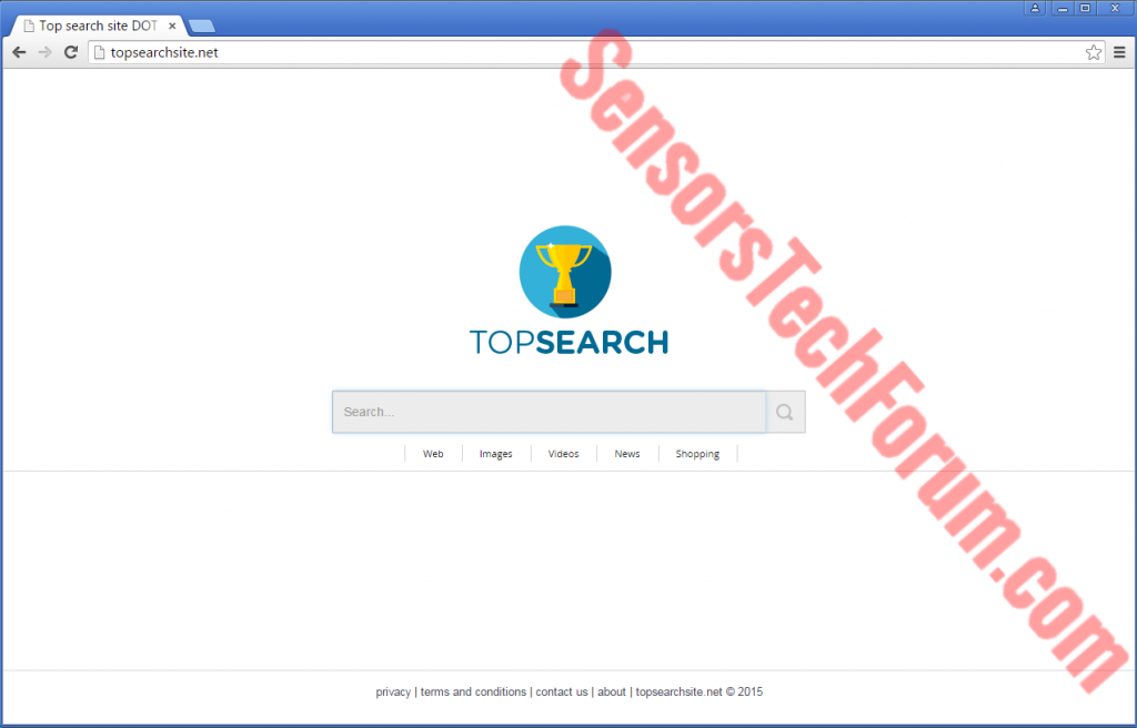 TOPsearchsite-dot-net-Search-homepage