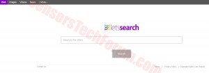 letssearch-hijacker