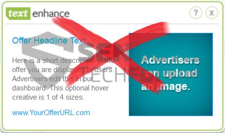 text-enhance remove