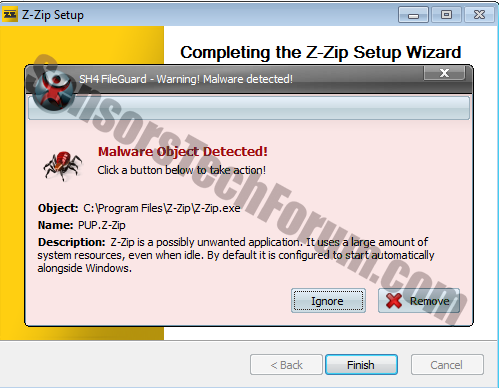 z-zip-malware-detected-spyhunter