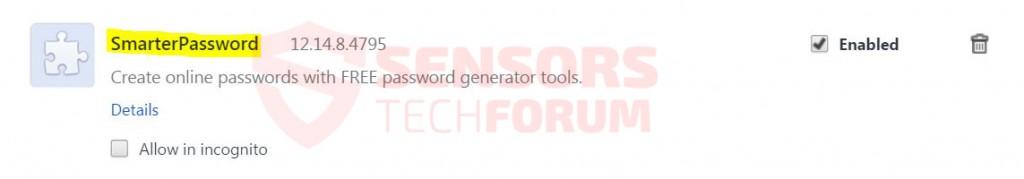 SmarterPassword