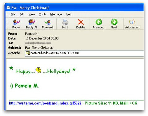 natale-Zafi-D-email-virus 2004-natale-malware