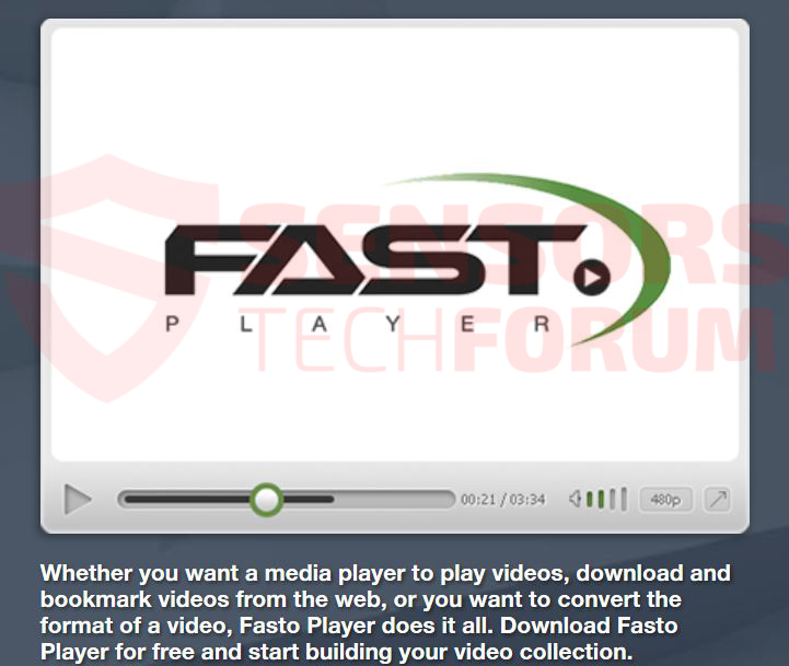 fastoplayer-remove-virus