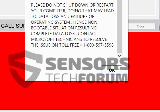 message-box-data-error-alert-com-official-site