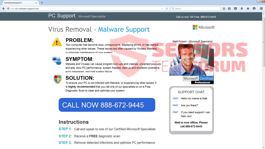 ms-malware-support-official-site-matt-folson