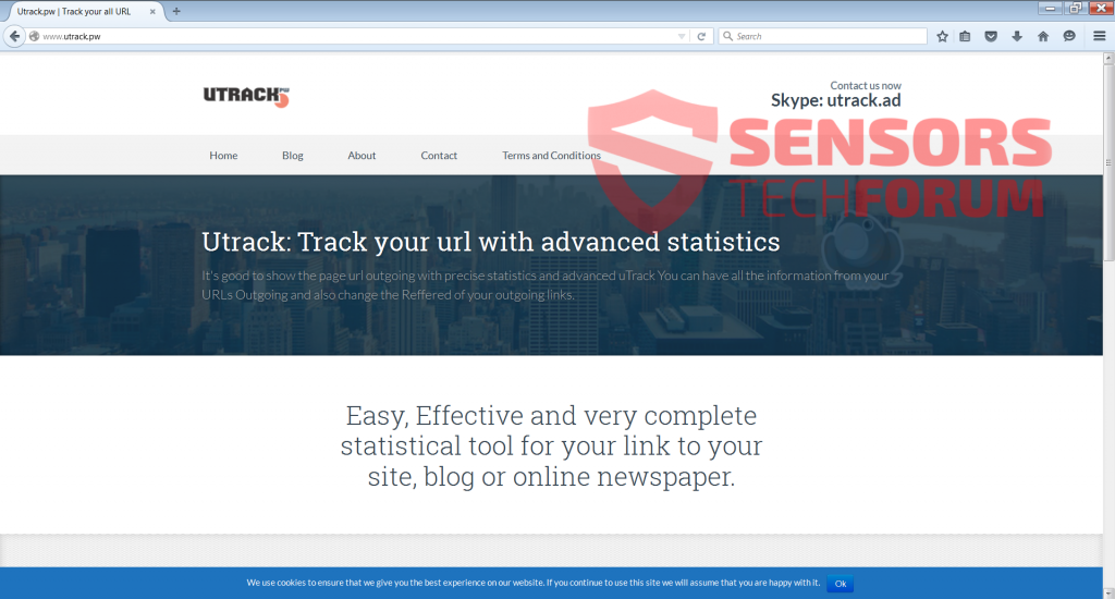 official-site-utrack.pw