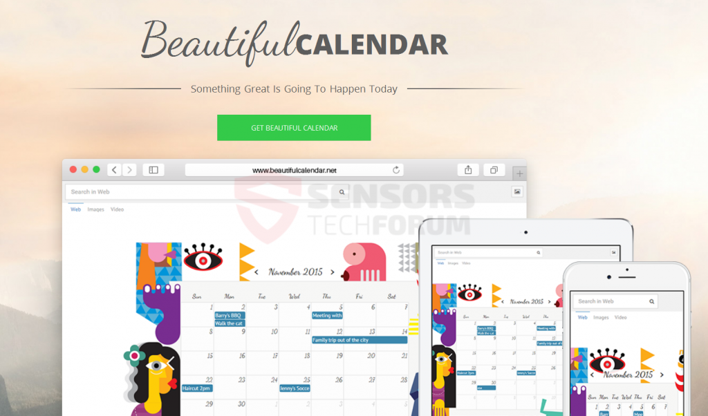 Beautiful-calendar-sensorstechforum-home-page