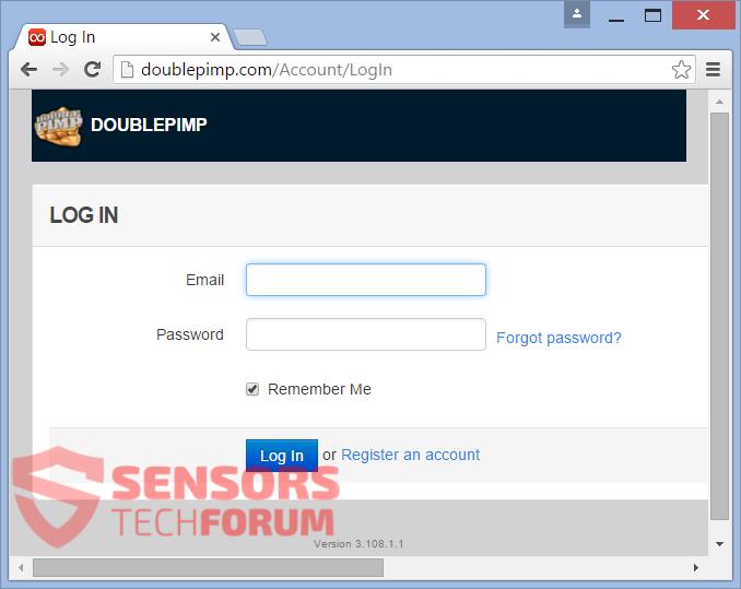 STF-doublepimp.com doublepimp-met-main-page