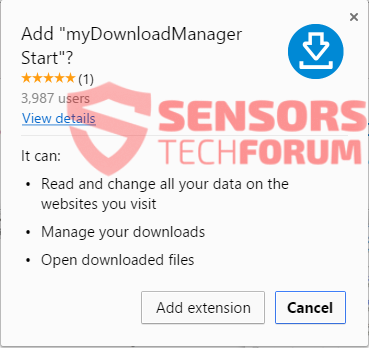 STF-myDownloadManager-my-download-manager-add-on-extension