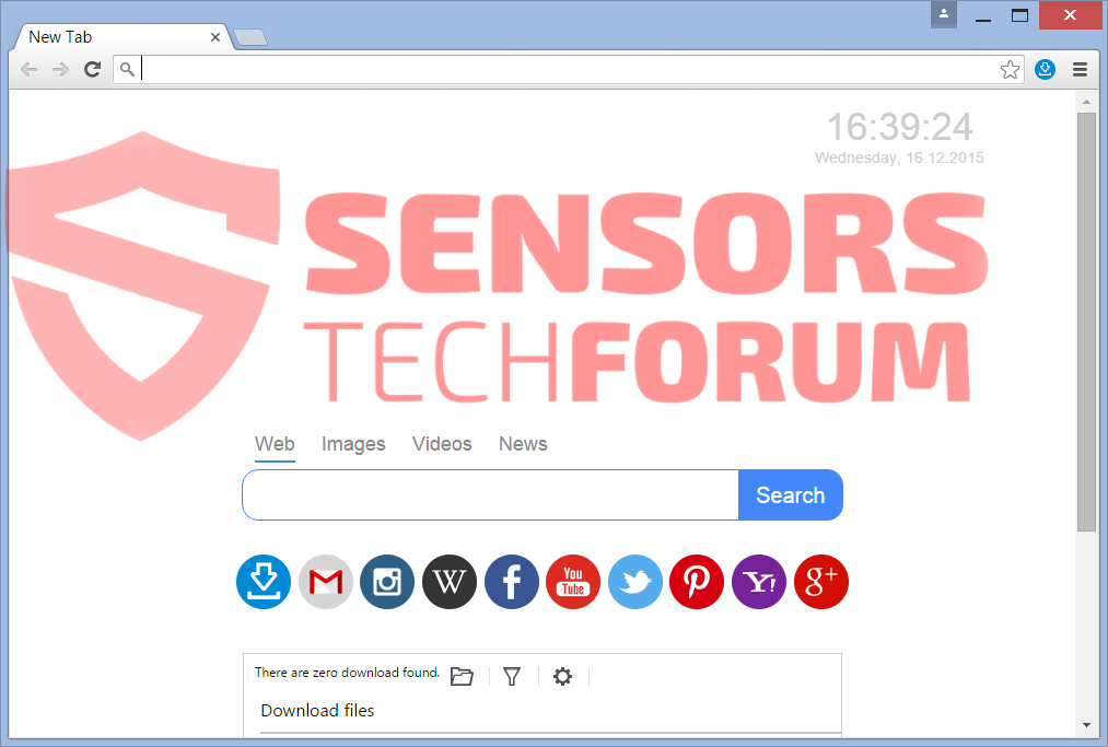 STF-myDownloadManager-my-download-manager-new-tab-page-search-home-page